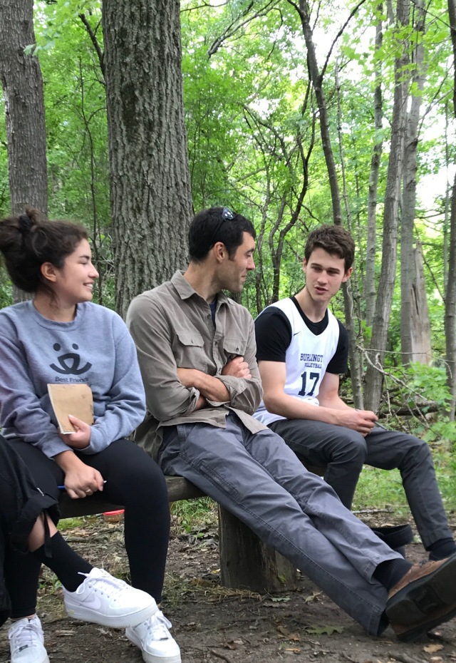 UVM Professor, Matt Kolan, asks us to attune to diversity in the natural world, and then consider what lessons there may be for us in human society.